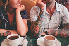 New York Coffee Shop Engagement session in West Village
