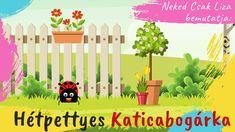 Hétpettyes katicabogárka The Creator, Youtube, Character, Music, Musica, Musik, Muziek, Music Activities, Youtubers
