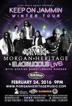 Morgan Heritage & BlacMorgan Heritage & Blackalicious (2.24.16)