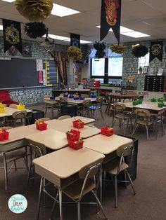 Amazing Harry Potter Classroom | Create Dream Explore