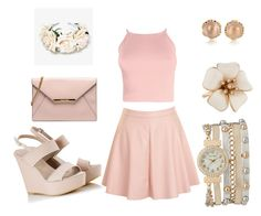 Без названия #6 by gigalova on Polyvore featuring polyvore, fashion, style, Glamorous, Alberto Guardiani and maurices