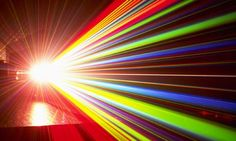 Matter will be created from light within a year, claim scientists. In a neat demonstration of E=mc2, physicists believe they can create electrons and positrons from colliding photons