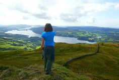 What to Wear in the Lake District England for a Countryside Walking Holiday