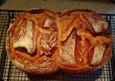 Ein super saftiges Brot mit saurer Sahne