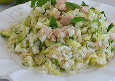 Weight watcher meals 864480090949968160 - Riz aux Courgettes et Thon WW Source by mlgvfsal Vegetarian Zucchini Recipes, Healthy Recipes, Rice Recipes, Pasta Recipes, Vegetarian Stuffed Peppers, Plats Weight Watchers, Weigh Watchers, Healthy Cooking, Food To Make