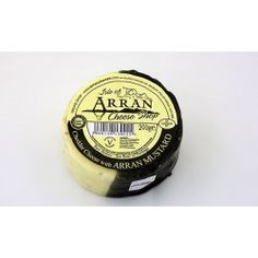 Arran Mustard flavoured Cheese Blue Cheese, Cheddar Cheese, Isle Of Arran, Cheese Shop, Mustard, Nutrition, Mustard Plant, Cheddar, Meals