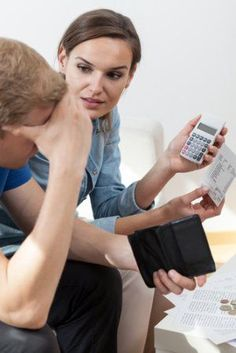 Are you financially unfaithful? Is your partner cheating financially or are you the guilty one? Here's how to overcome financial infidelity.