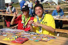 22nd World Scout Jamboree, Sweden 2011