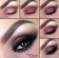 Step by step Makeup Tutorial on We Heart It