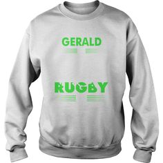 Rugby Is My Game - Gerald Name Shirt #gift #ideas #Popular #Everything #Videos #Shop #Animals #pets #Architecture #Art #Cars #motorcycles #Celebrities #DIY #crafts #Design #Education #Entertainment #Food #drink #Gardening #Geek #Hair #beauty #Health #fitness #History #Holidays #events #Home decor #Humor #Illustrations #posters #Kids #parenting #Men #Outdoors #Photography #Products #Quotes #Science #nature #Sports #Tattoos #Technology #Travel #Weddings #Women