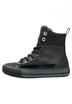 Converse - CHUCK TAYLOR ALL STAR ASPHALT - Sneakers hoog - storm wind/black/