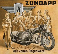 zündapp ks 601-club