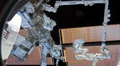 Private space firm wants to reuse parts of the International Space Station