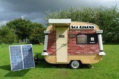 Sol Cinema. The World's Smallest mobile Cinema.
