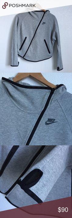 Nike Tech Butterfly Hoodie Great condition. Only worn a few times. Nike Jackets & Coats