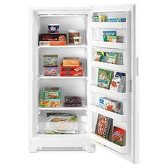 Amana 17 cu. ft. Upright Freezer in White-AZM12X17DW - The Home Depot