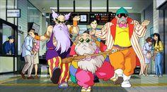 Pompoko - Studio Ghibli  i really need to see this movie