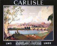 Vintage LNER Dunnottar Castle Stonehaven Railway Poster A3//A2//A1 Print