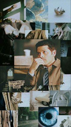 Sammy Supernatural, Supernatural Series, Supernatural Theme, Supernatural Pictures, Winchester Supernatural, Castiel Aesthetic, Teen Wolf, Theme Background, Fanart