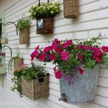 Cottage Garden Landscaping :: on HoosierHomemade.com