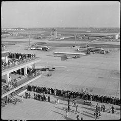 Marcel Bovis | Aéroport dit aérogare Orly Sud
