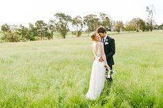 Inglewood Estate Wedding, Melbourne, Kate Robinson Photography, Gwendolynne Dress, North St Flowers