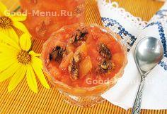Варенье из айвы с грецкими орехами - рецепт