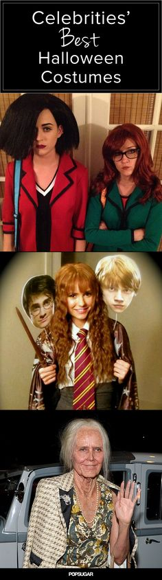 So many great Halloween costume ideas.