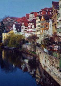 houses in Tubingen