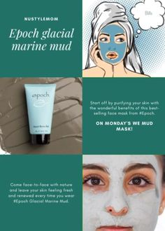 〰 draws out black heads, oils and impurities 〰can be used anywhere on the body to improve skin quality 〰over 30 different sea botanicals 〰leaves your skin clean and soft Nu Skin, Oily Skin, Marine Mud Mask, Glacial Marine Mud, Black Heads, Homemade Skin Care, Beauty Box, Skin Care Regimen, Anti Aging Skin Care