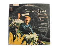 Check out this item in my Etsy shop https://www.etsy.com/listing/504496048/simon-and-garfunkel-parsley-sage