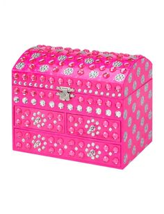 Jeweled Musical Jewelry Box | Girls New Arrivals Features | Shop Justice
