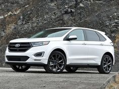 Ford Edge Sport New Ford Edge  Ford Edge Concept Cars  Ford