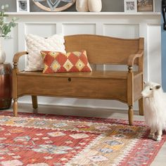 Grandin Road: Home Décor Bench Cushions, Ottoman Bench, Low Bookcase, Bench Furniture, Outdoor Furniture, House Furniture, Antique Furniture, Dog Sofa Bed, Wood Storage Bench