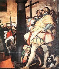 23/12/1573 : Giovanni Battista Crespi, peintre piémontais († 23 octobre 1632).