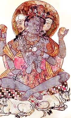 "Siva worshipped in Ancient China: Civilizations of China and India have a long history of interaction. The links between these two ancient civilizations were numerous and were sustained for thousands of years. The Chinese tell of a tradition in ""Schuking"" in which it is stated that the ancestors of the Chinese people came to China after crossing the high mountain ranges to the South."