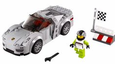 McLaren P1, LaFerrari and Porsche 918 all go LEGO in 2015 - Road & Track