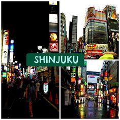 Shinjuku- Tokio