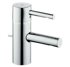 Mine; Grohe 32216000 Essence Lavatory Centerset Bath Faucet in Chrome; $151 HP