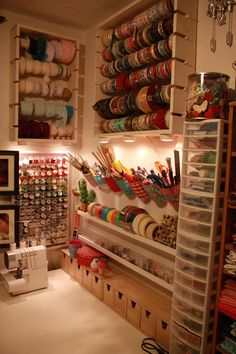Craftroom Ideas