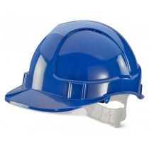 Safety Helmet Vented B; This Hard Hat, safety Helmet blue has been designed and manufactured to ensure optimum impact protection. Ideal for construction industry Snickers Workwear, Falling Objects, Safety Workwear, Baby Romper Pattern, Safety Clothing, Safety Helmet, British Standards, Work Trousers, Hard Hats