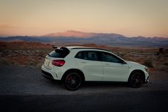 2015 Mercedes-Benz GLA 45 AMG / Valley of Fire