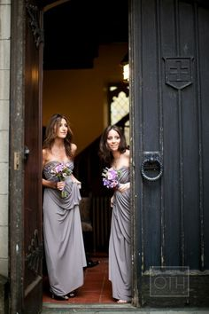 lilac purple wedding: this is a pretty purple - you can add a darker purple to the bouquets