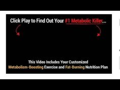 Metabolic Aftershock - Video - Queen J - Yorgo At Home Workouts, Ab Workouts, Exercises, Diet Tips, Diet Ideas, Health And Wellness, Health Fitness, Beauty Vitamins, 1200 Calorie Diet