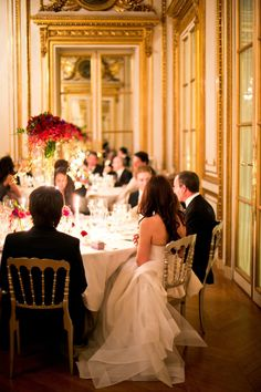 Winter Wedding in Paris from One and Only Paris Photography + Le Secret d'Audrey