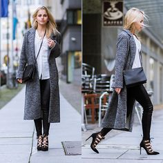 Get this look: http://lb.nu/look/7937280 More looks by Caro Daur: http://lb.nu/carodaur Items in this look: Zara Shoes, Celine Bag #casual #chic #classic
