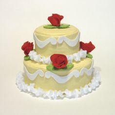 Felt Food Patterns | Cake Decorator Felt Food PDF Pattern by GulfCoastCottagePDF