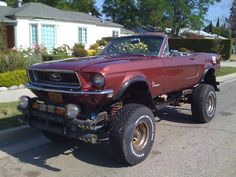 So many levels of wrong on this Mustang TRAR. (found on the web for TRAR Tue's by www.encinitasford.com)