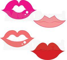 Resultado de imagen para lips pattern