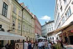 Bratislava - Slovaquie - www.carnetsdevoyagedereve.com Bratislava, Street View, Europe, Cities, Rural Area, Travel